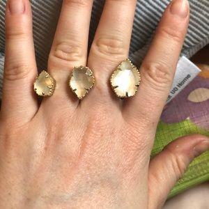 Kendra Scott Ring multi finger